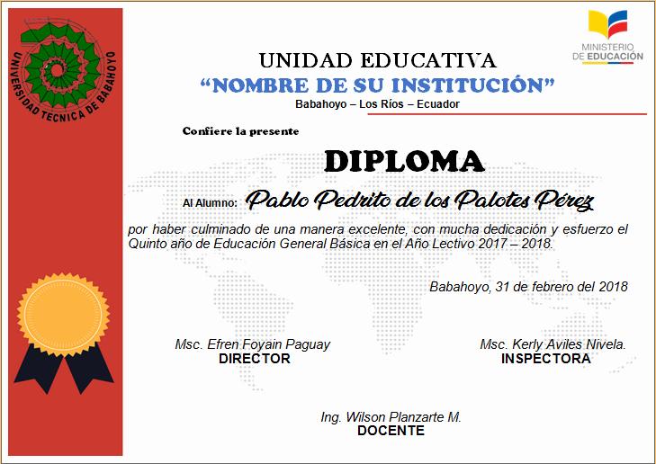 Modelos De Diplomas Para Editar Luxury Diplomas Diploma Para Nios Diplomas Plantilla Diplomas