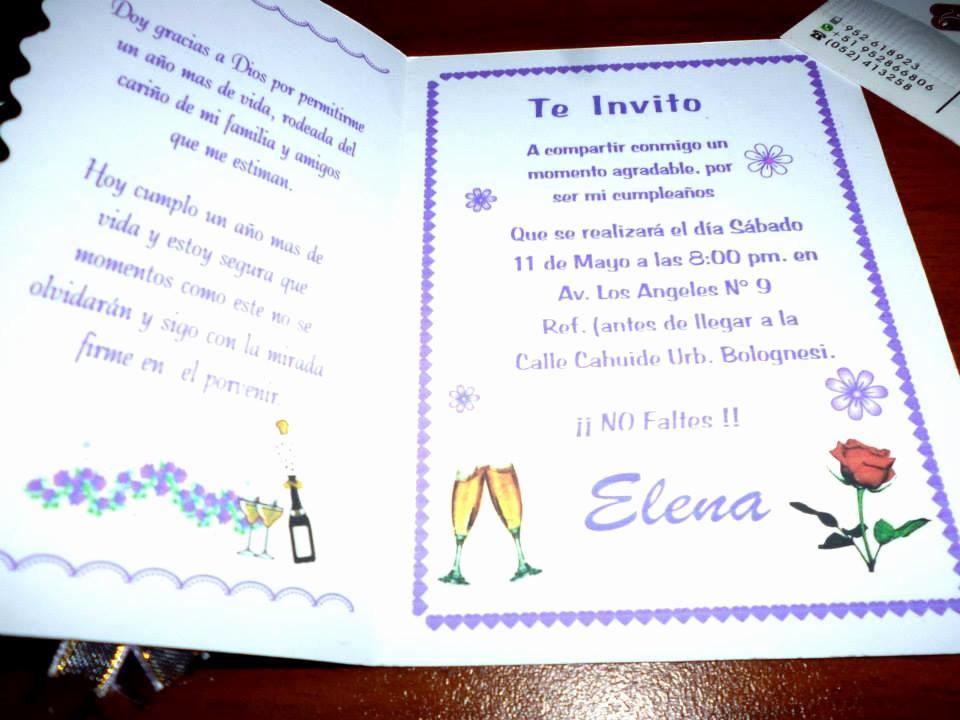 Modelos De Tarjetas De Invitacion Awesome Modelos Invitaciones Para Cumpleaños Adulto Pack 1