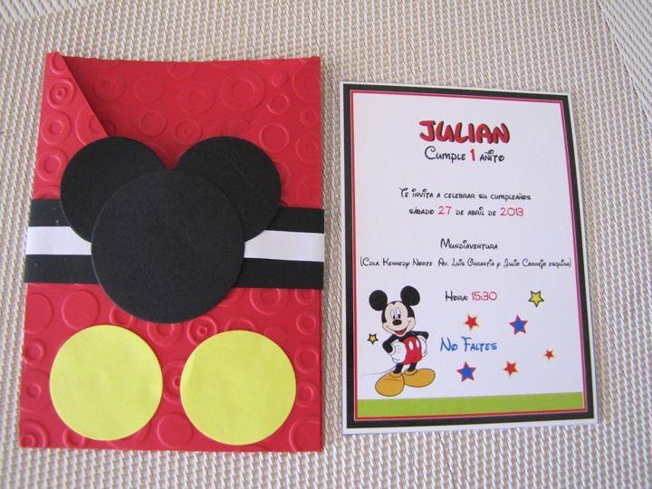 Modelos De Tarjetas De Invitacion Inspirational Modelos De Tarjetas De Invitación De Mickey Mouse Imagui