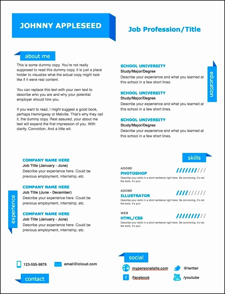 Modern Resume Template Free Word Lovely Modern Resume Templates Free Word Free Samples