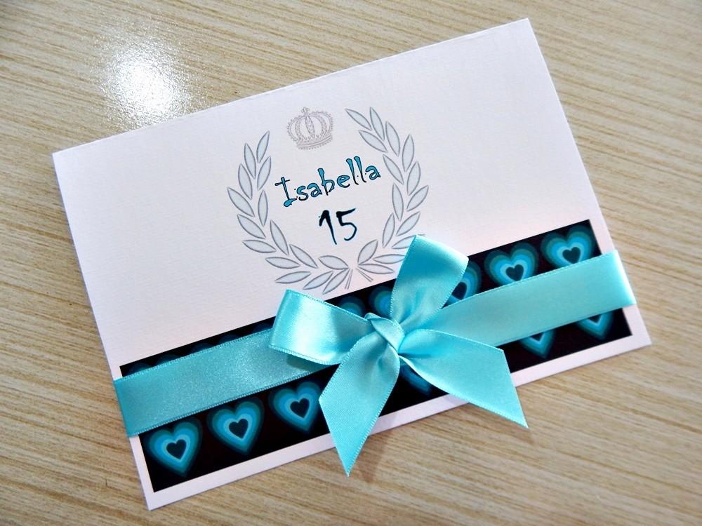 90a297046a7 ... Moldes Para Convites De Aniversario Awesome Convites 15 Anos Romântica No  Elo7 ...