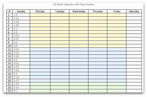Monday Through Friday Hourly Calendar Unique Blank Weekly Template Sunday Through Saturday