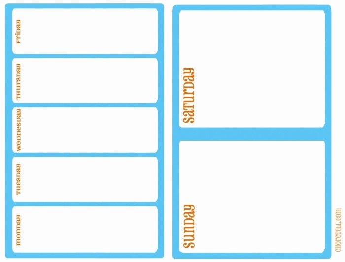 Monday to Sunday Calendar Template Awesome Monday Through Sunday Calendar Template