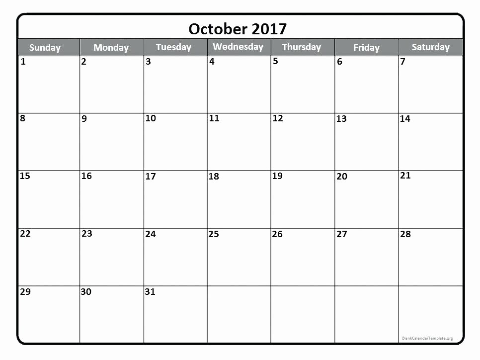 Monday to Sunday Calendar Template Beautiful Monday Thru Friday Monthly Calendar Template Through New