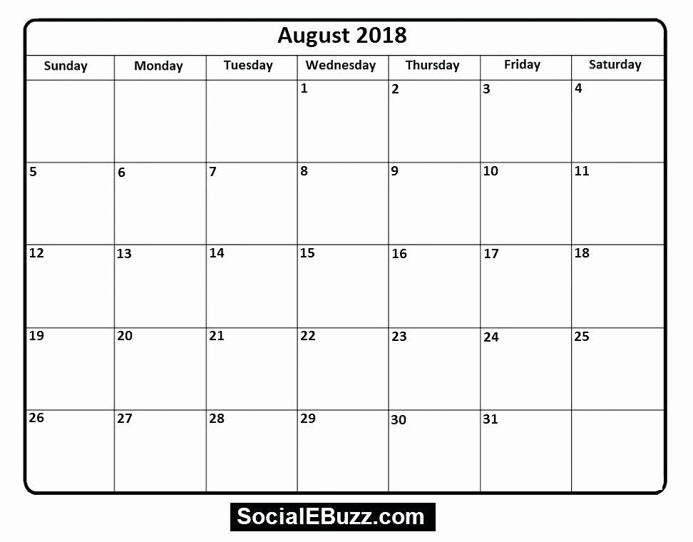 Monday to Sunday Calendar Template Luxury Monday Through Friday Calendar Template – Akronteachfo