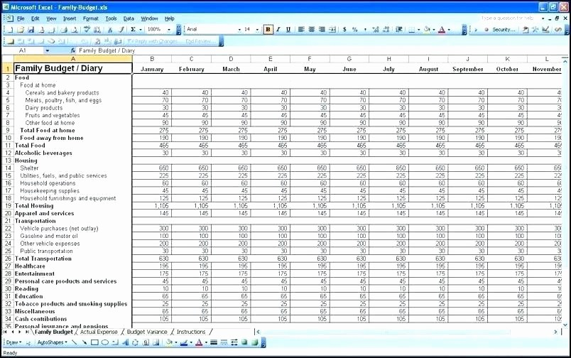 Monthly Bills Spreadsheet Template Excel Elegant Bill Bud Ing Worksheet theminecraftserver Best