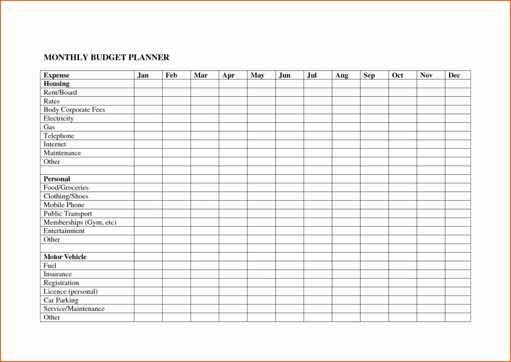 Monthly Bills Spreadsheet Template Excel Fresh Monthly Expenses Spreadsheet Template Spreadsheet