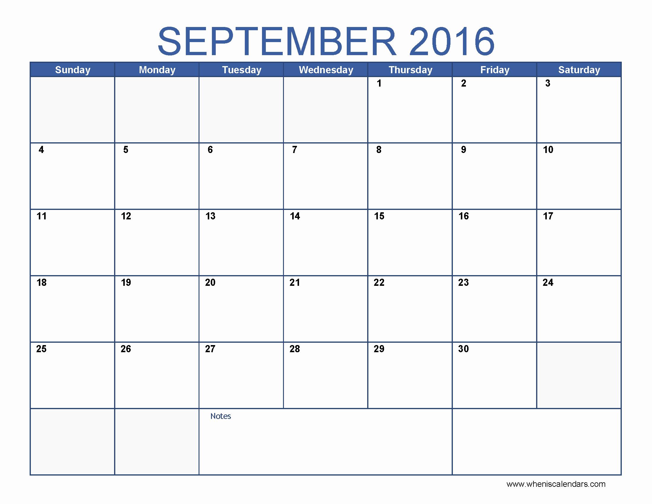 Monthly Calendar 2016 Printable Free Elegant 2016 Monthly Calendar Template
