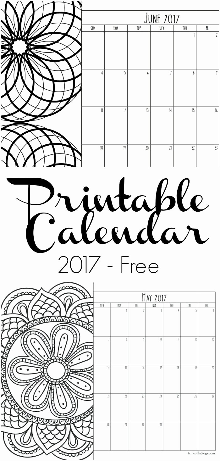 Monthly Calendar with Time Slots Awesome Printable Calendar with Time 2017 Monthly