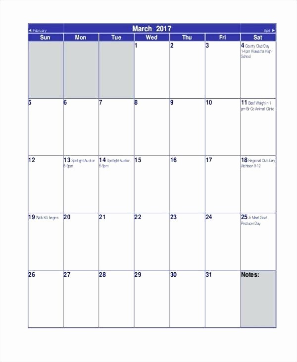Monthly Calendar with Time Slots Elegant Blank Monthly Calendar Template Gallery Printable