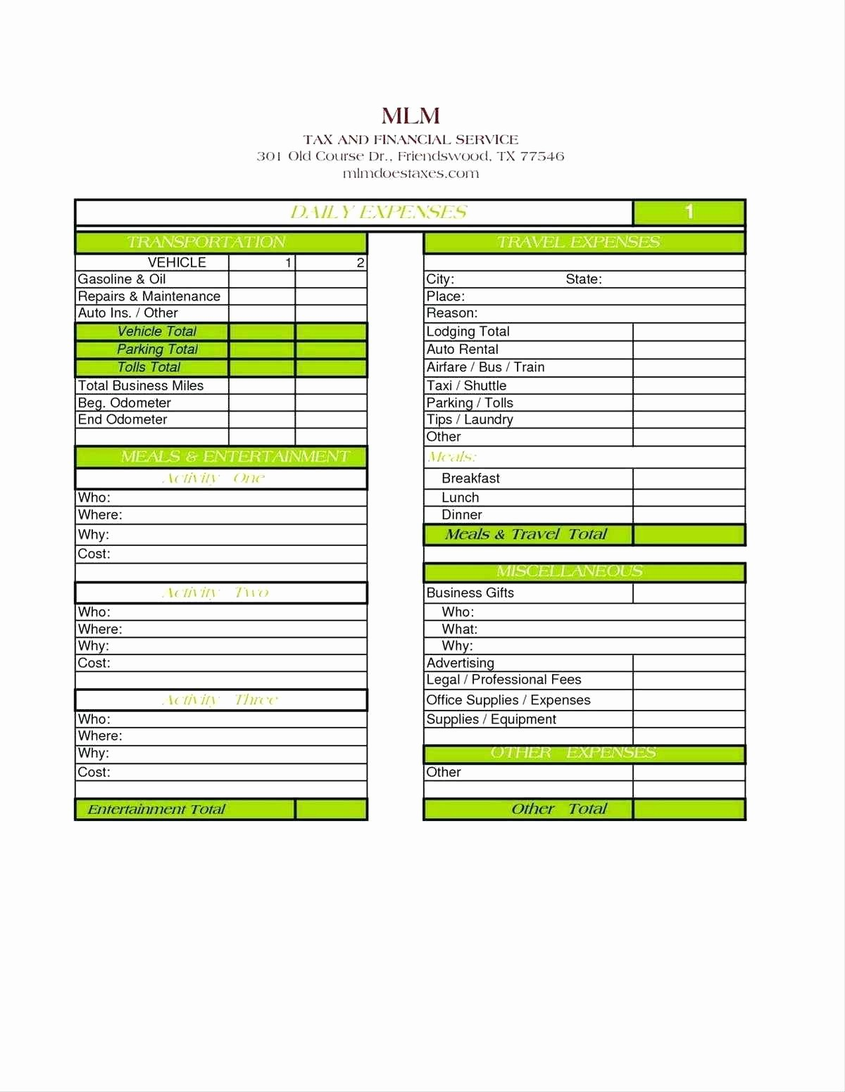 Monthly Expense Sheet Excel Template Awesome Template Excel Sheet Template for Monthly Expenses