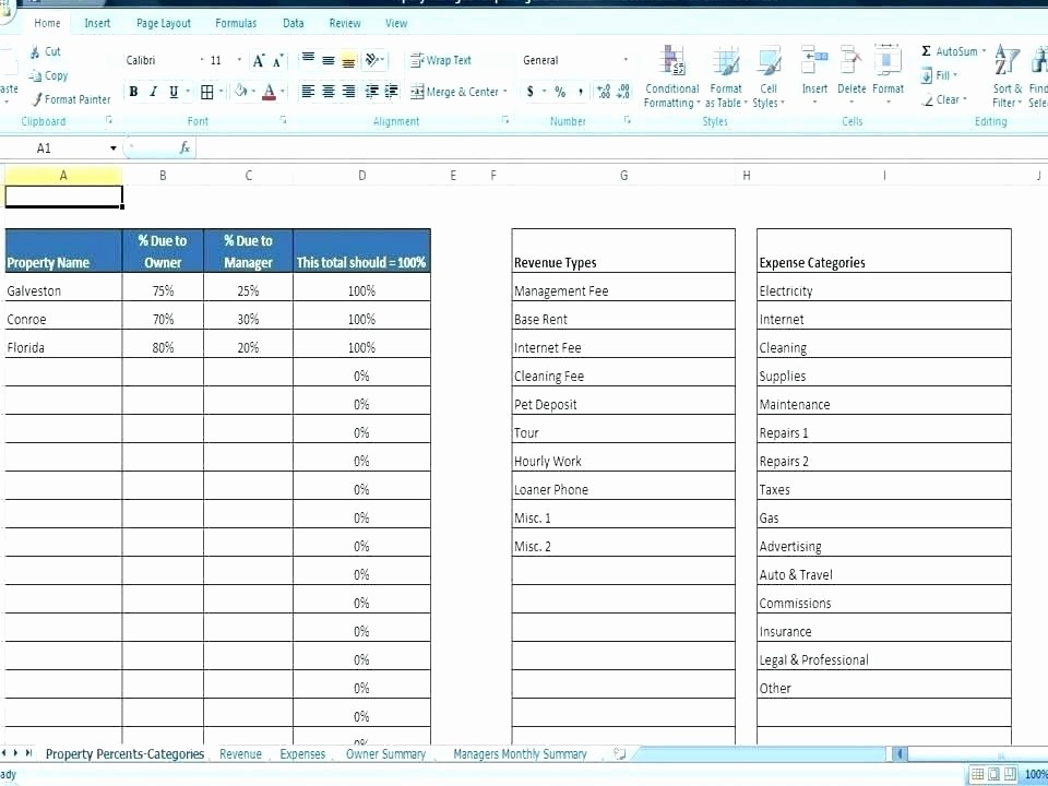 Monthly Expense Sheet Excel Template Best Of Rental Property In E Statement Template Monthly Expenses