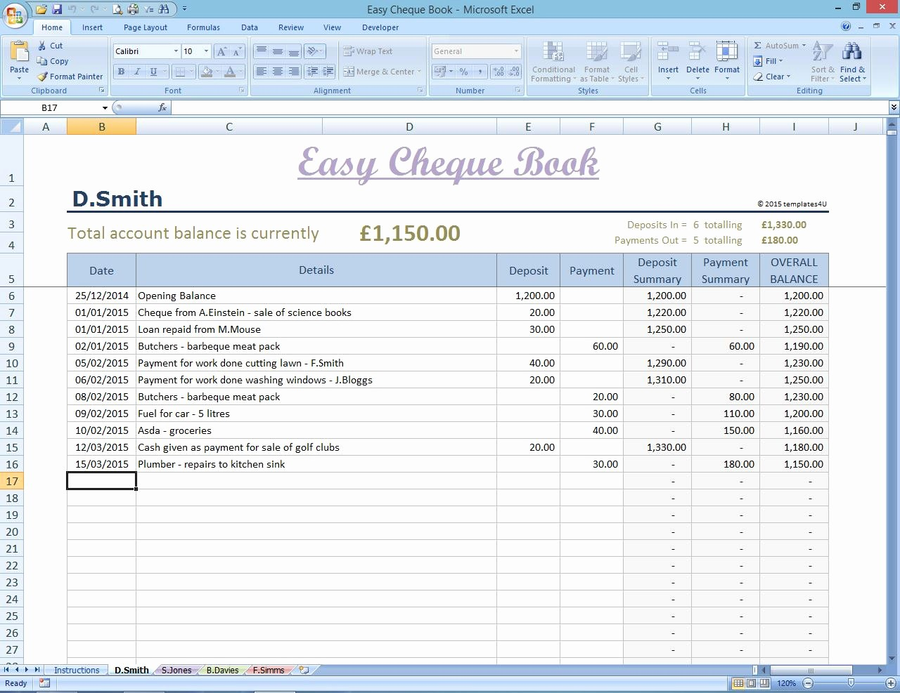 Monthly Expense Sheet Excel Template Fresh Excel Templates for Monthly Expense