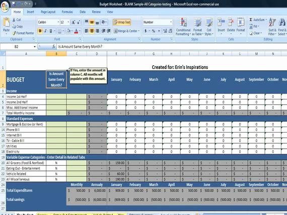 Monthly Expense Sheet Excel Template Fresh Monthly Bud Spreadsheet Home Finance by Timesavingtemplates