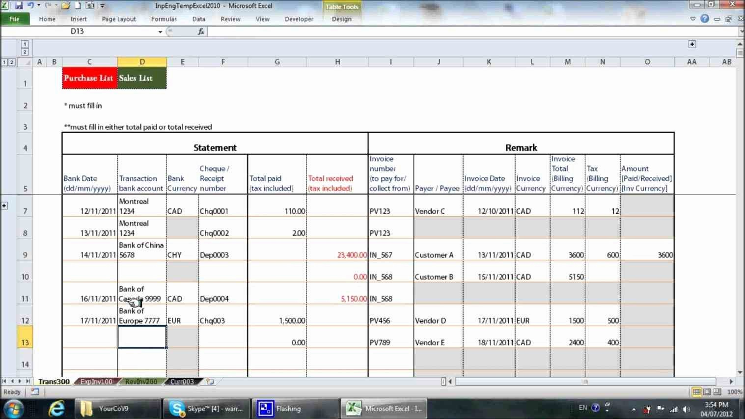 Monthly Income and Expense Worksheet Lovely Monthly Business In E and Expense Worksheet