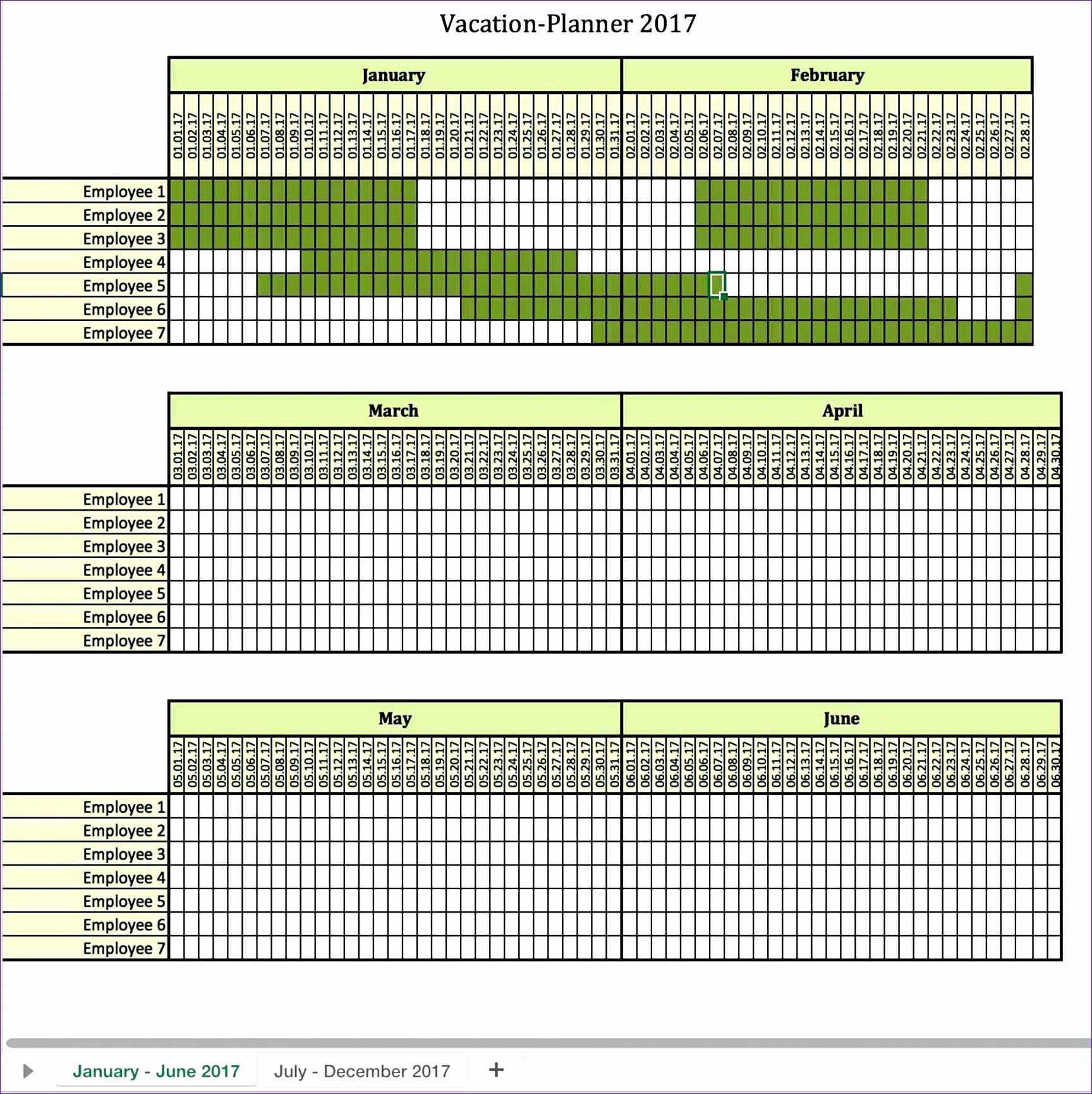 Monthly Work Schedule Template Excel Inspirational 8 Monthly Employee Work Schedule Template Excel