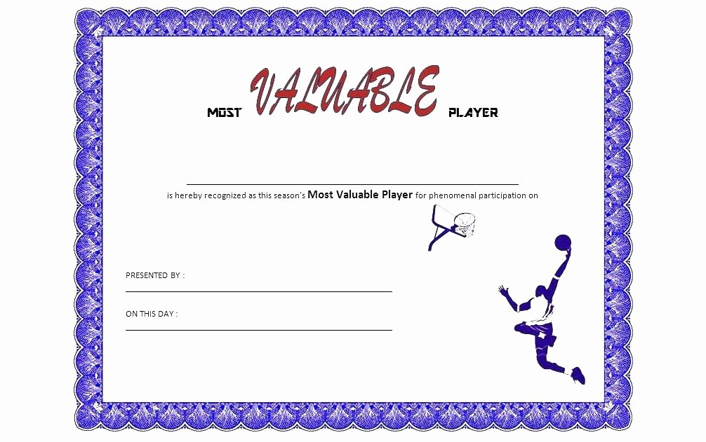Most Improved Student Award Wording Awesome Most Improved Player Award Template softball Awards Free