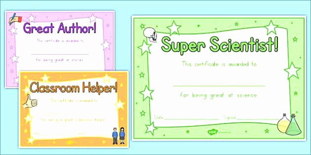 Most Improved Student Award Wording Fresh Character Awards for Elementary Students Most Improved