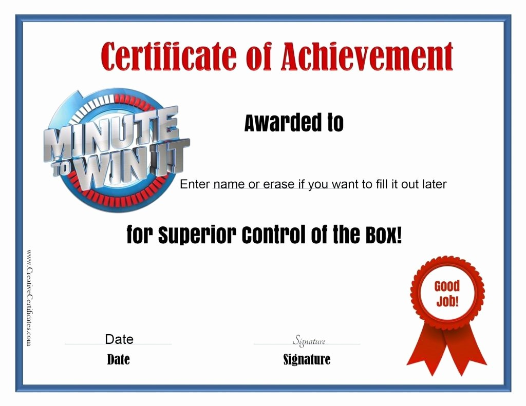 Most Likely to Awards Template Awesome Resume Responsibilities Award Certificate Template Funny