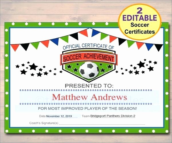 Most Likely to Awards Template Elegant Education Certificate Science Award Template Most Improved