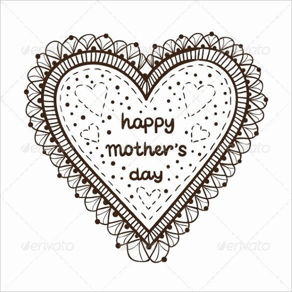 Mother Day Card Templates Free Best Of 11 Mothers Day Card Templates Psd Eps