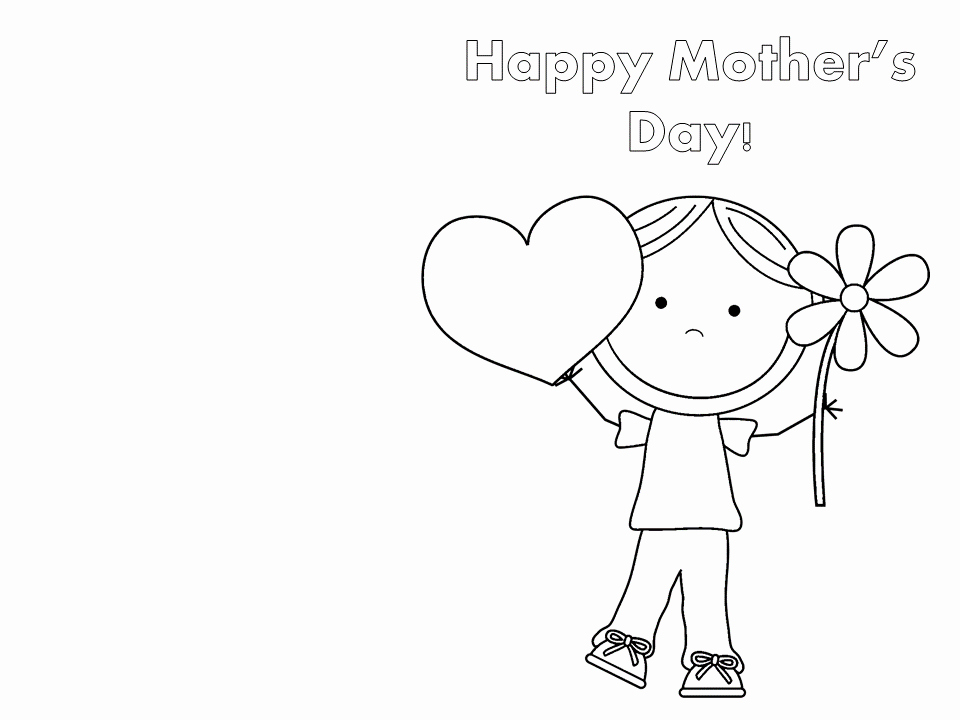 Mother Day Card Templates Free Best Of Mother S Day Printable Cards