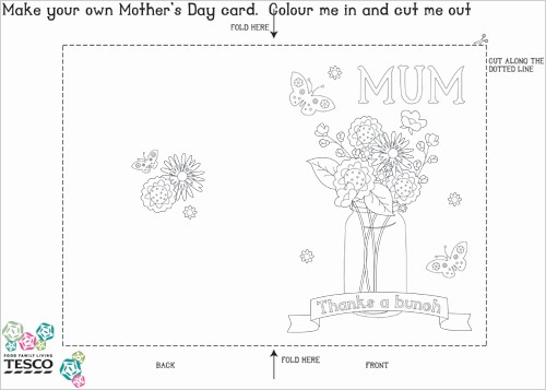 Mother Day Card Templates Free Best Of My Owl Barn Printable Mother S Day Coloring Card Templates