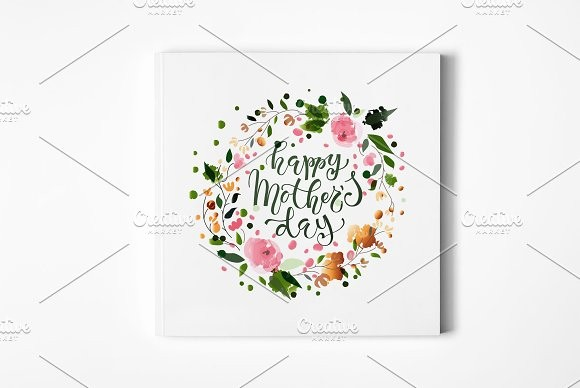 Mother Day Card Templates Free Luxury Happy Mother S Day Card Template Card Templates