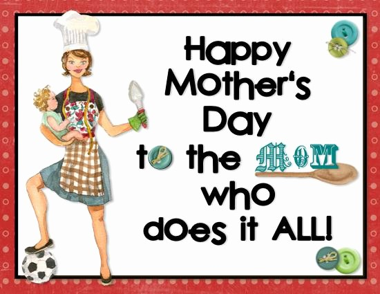 Mother Day Card Templates Free Luxury Mother's Day Crafts