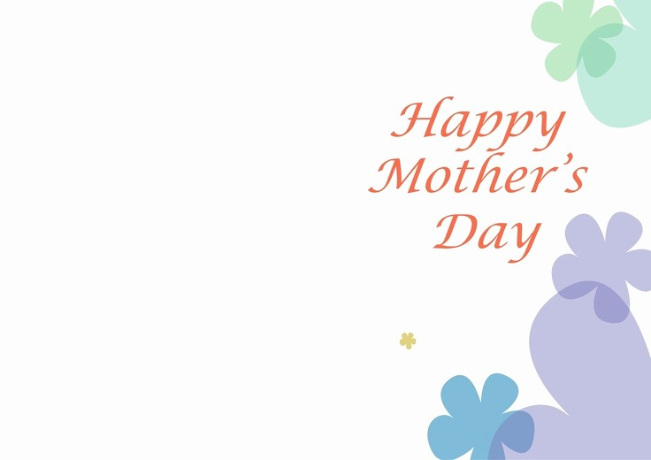 Mother Day Card Templates Free New 21 Best Images About Seasonal Fun On Pinterest