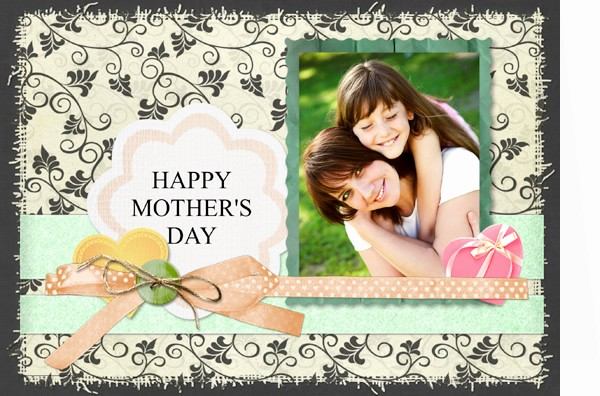 Mother Day Card Templates Free New Mother's Day Card Templates