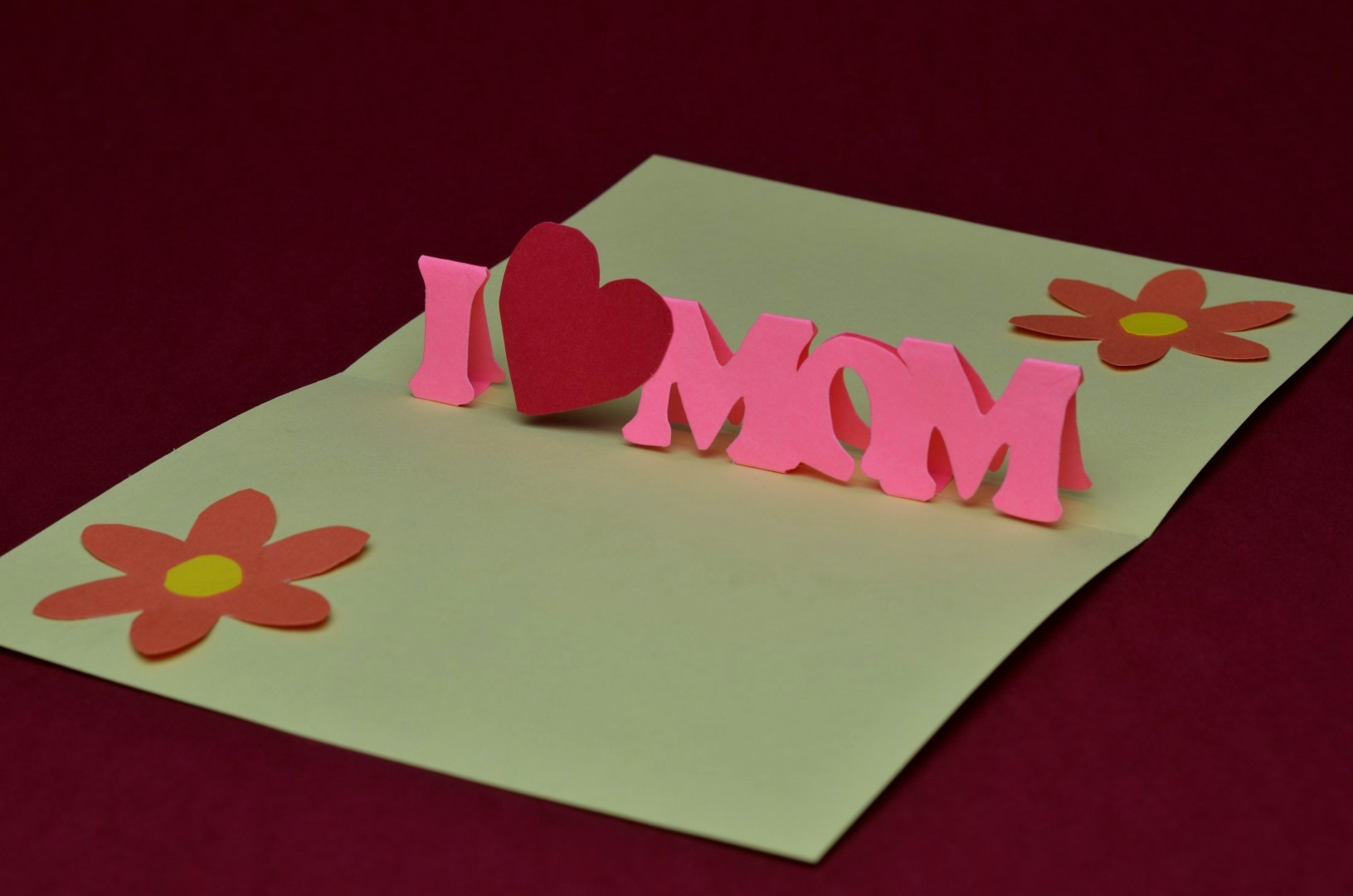 Mother Day Card Templates Free Unique 20 Beautiful and Unique Mothers Day Cards