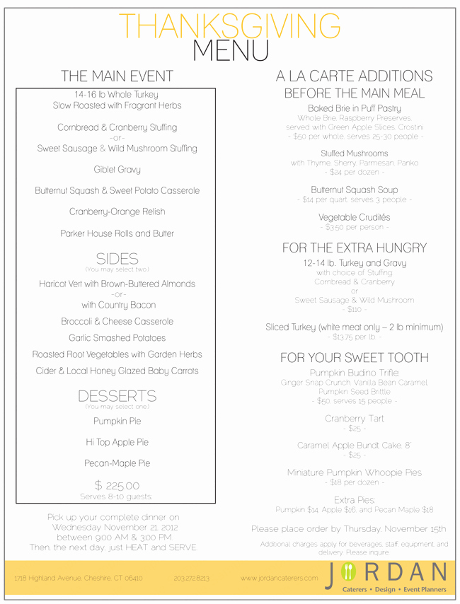 Mother's Day Menu Template Word Unique Dinner Menu Template Choose From Beautiful Dinner Menus