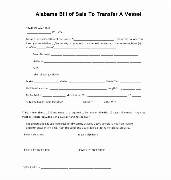 Motorcycle Bill Of Sale Illinois Lovely Stock Bill Sale form Free Copy Illinois for Automobile
