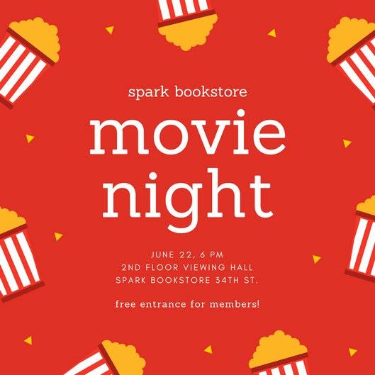 Movie Premiere Invitation Template Free Best Of Movie Night Invitation Templates Canva