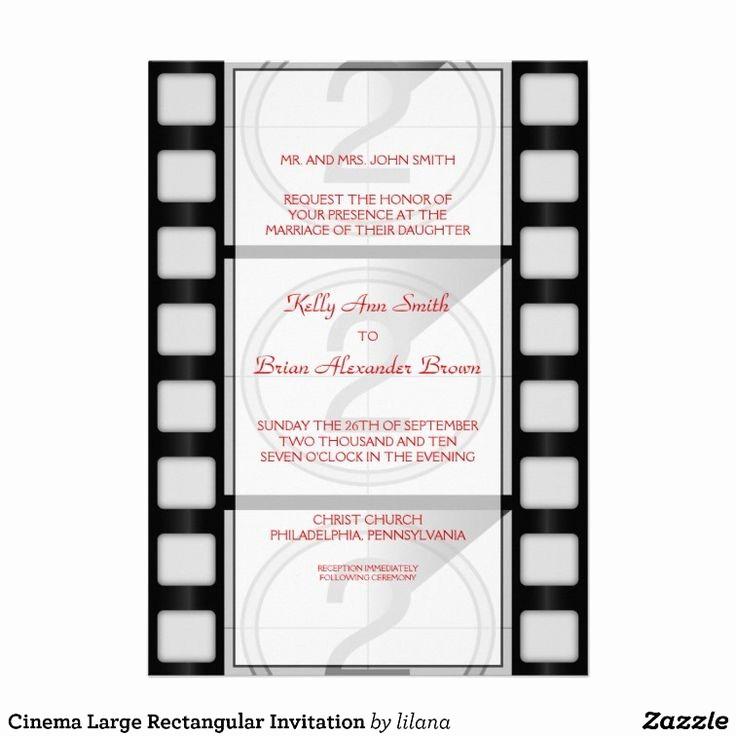 Movie Premiere Invitation Template Free Fresh Invitaciones De Entradas Antiguas De Cine