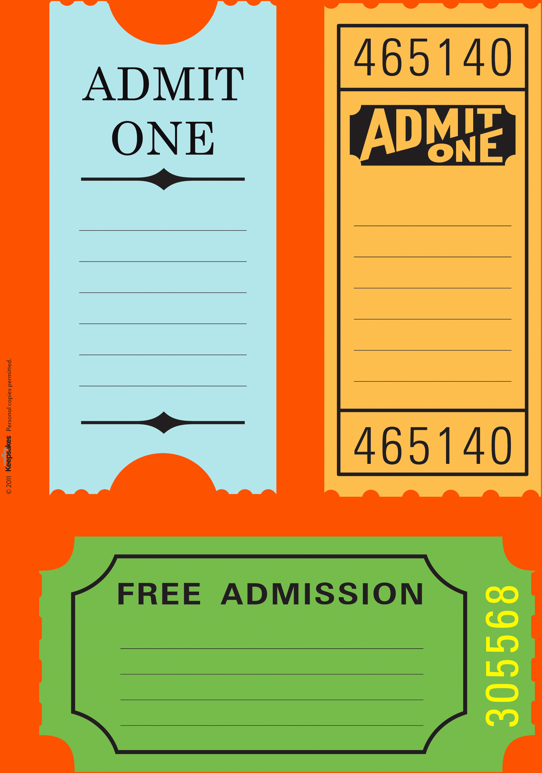 Movie Ticket Template Free Printable Beautiful Movie Ticket Template for Word Bamboodownunder
