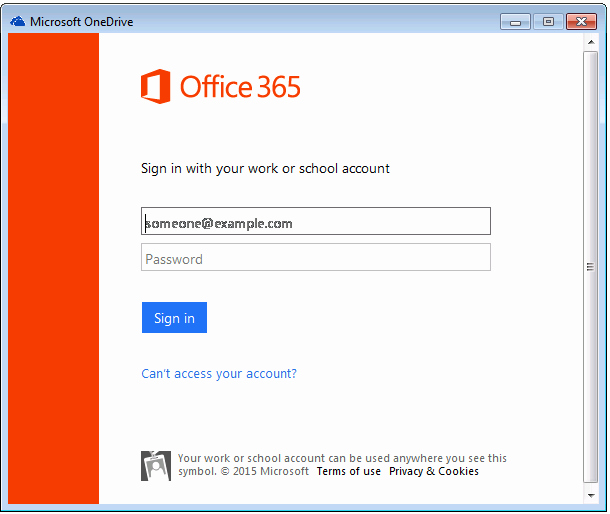 Ms Office 365 Sign In Beautiful How to Install and Configure Edrive for Business Next