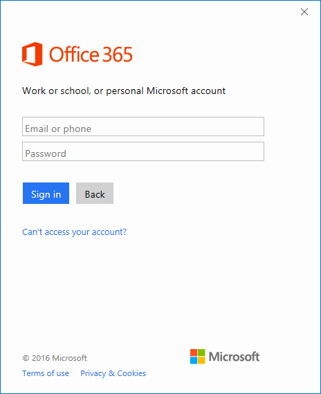 Ms Office 365 Sign In Lovely Office365 Outlook Keeps asking for Microsoft Fice 365