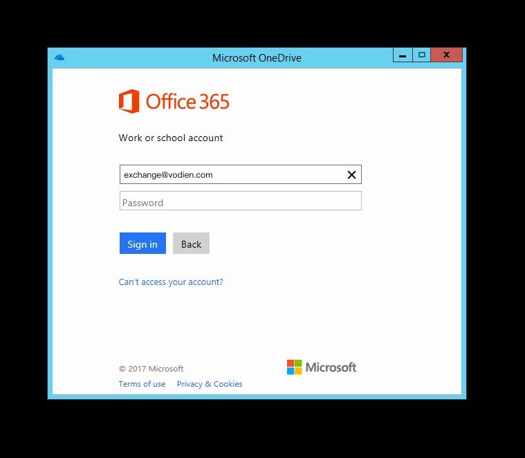 Ms Office 365 Sign In Unique How to Set Up Microsoft Edrive – Knowledge Base