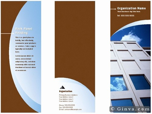 Ms Office Brochure Templates Free Awesome Download Free Microsoft Fice Brochure Templates