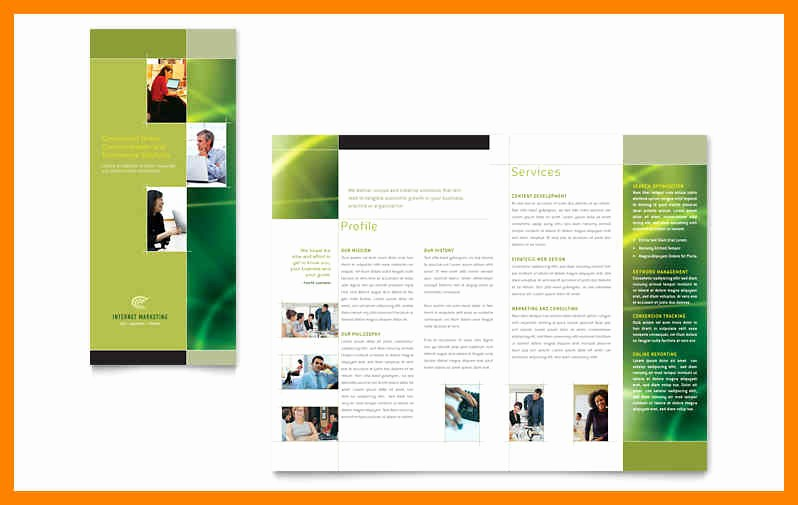 Ms Office Brochure Templates Free Fresh 5 Free Office Brochure Templates