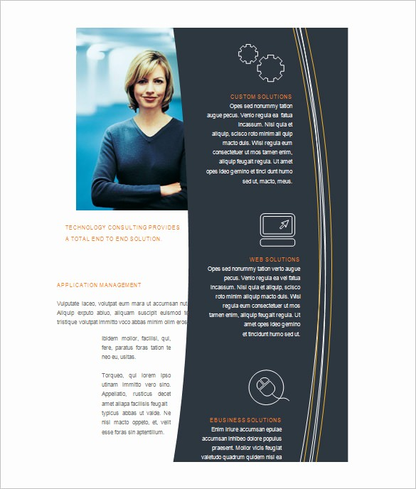 Ms Office Brochure Templates Free New Ms Office Brochure Templates Microsoft Brochure Template