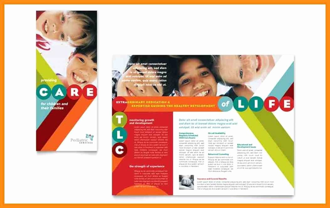 Ms Office Brochure Templates Free Unique 10 Pamphlet Template Word