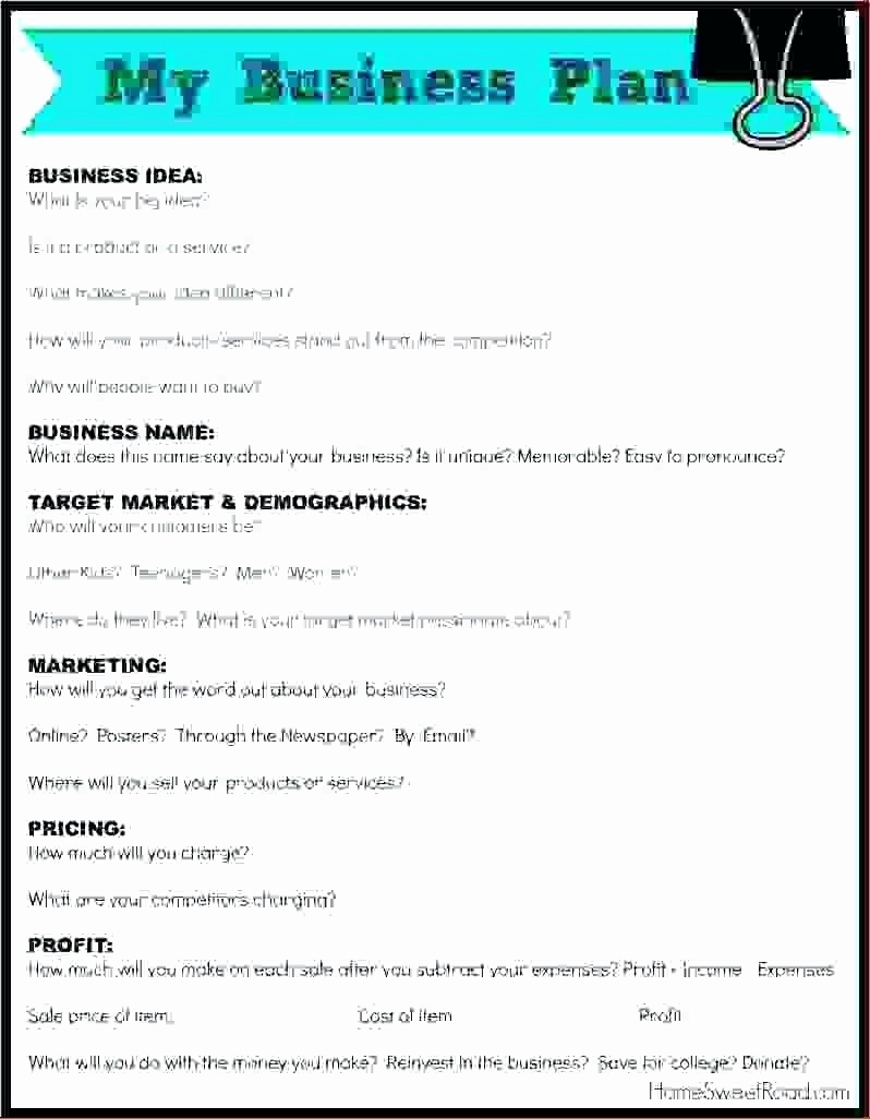 Ms Office Business Plan Template Beautiful Microsoft Business Plan Template Idealstalist