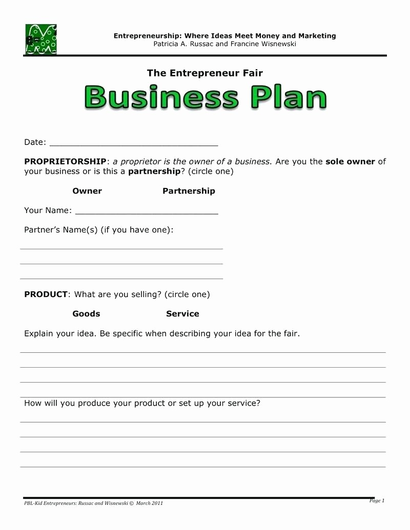 Ms Office Business Plan Template New Template Microsoft Business Plan Template