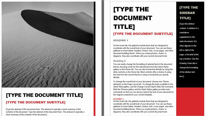 Ms Office Cover Page Template Unique 15 Best Microsoft Word Cover Page Templates