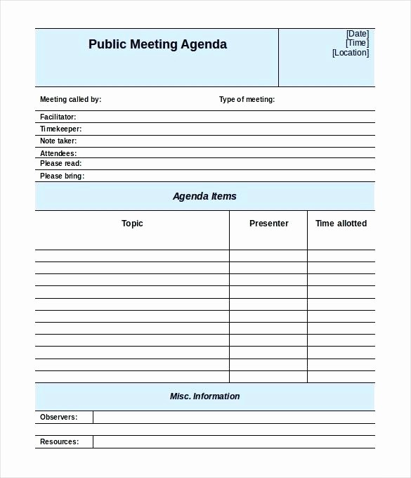 Ms Office Meeting Agenda Template Awesome Microsoft Office Meeting Agenda Template – Deepwatersfo
