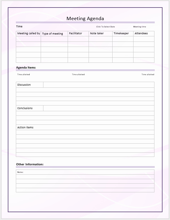 "Ms Office Meeting Agenda Template Awesome Search Results for ""agenda Template Word Free"" – Calendar 2015"