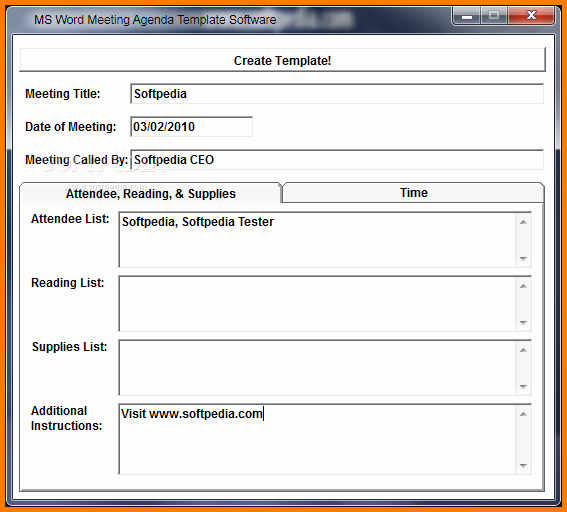 Ms Office Meeting Agenda Template Fresh Word Agenda Template